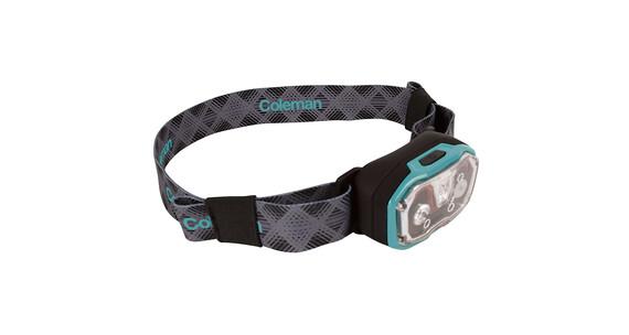 Coleman CXP+ 250 LED - Linterna frontal - gris/Turquesa